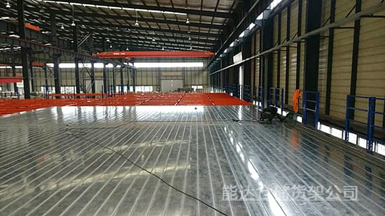 阁楼钢构平台